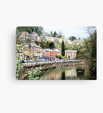 Matlock Bath Canvas Print