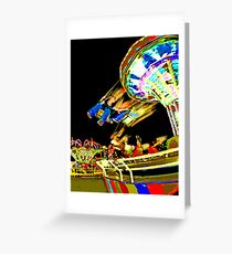 Unforgettable Night Greeting Card