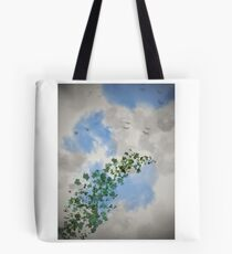 Leafly Tote Bag