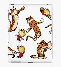 Calvin & Hobbes Dancing iPad Case/Skin