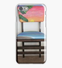 Folding Chairs IV iPhone Case/Skin