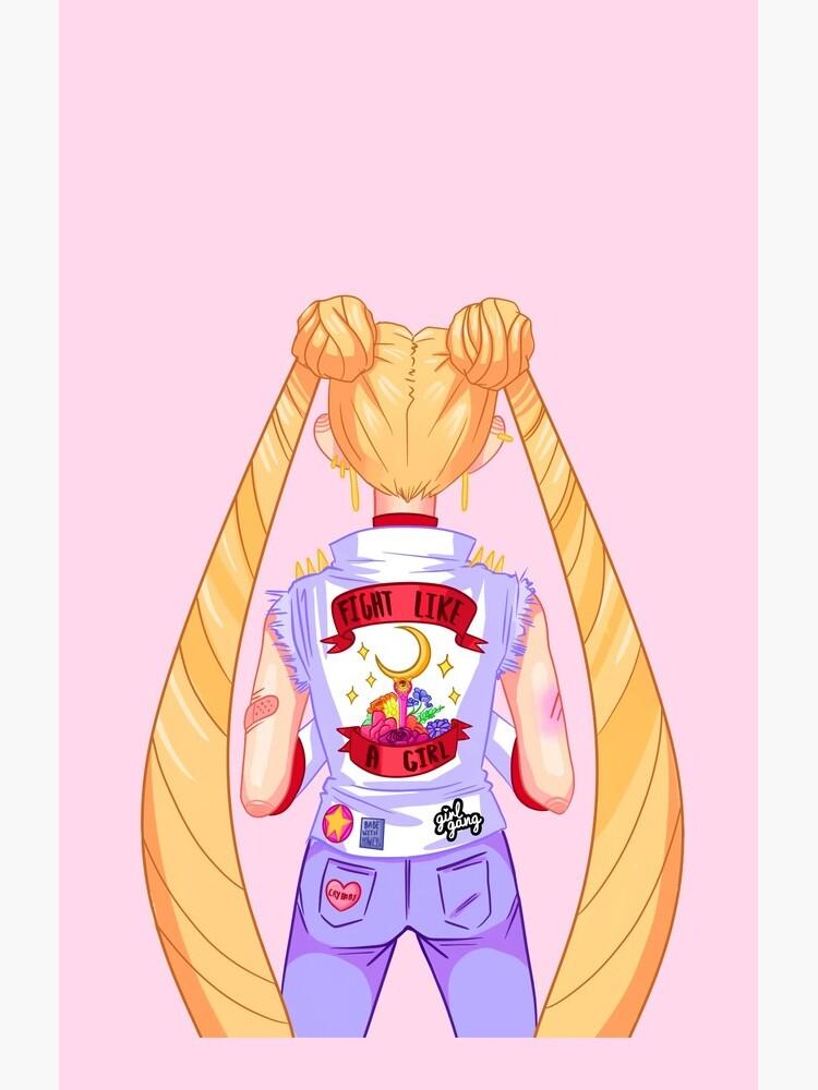 Sailor Moon von bubblegumpunch