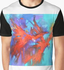 Scarlet Macaws Graphic T-Shirt