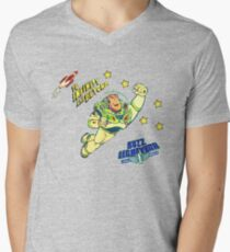 Andys 90'sToy Story Bed Replica Buzz Lightyear T-Shirt