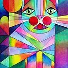 Abstracat by Karin Zeller