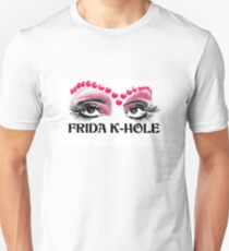 Frida K-Hole Eyes T-Shirt
