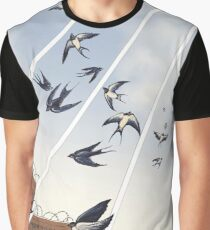 swallows in full company strength Graphic T-Shirt