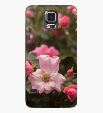 Peonies summer flowers Case/Skin for Samsung Galaxy