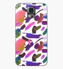 Colorful painting Case/Skin for Samsung Galaxy