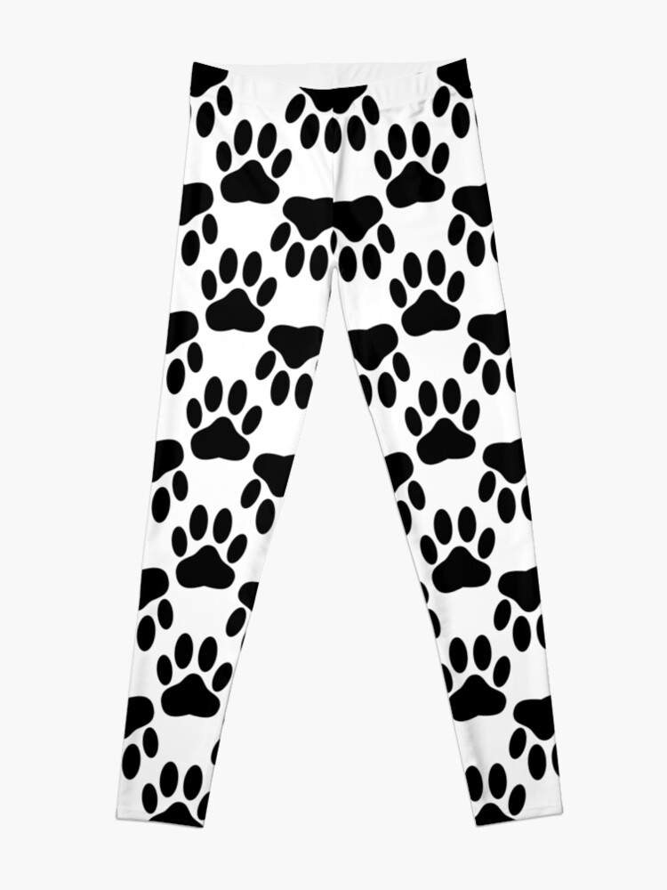 8a009a7948098d Up And Dow Dog Paw Print Pattern