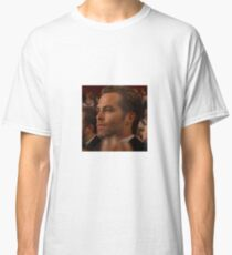 Single Tear Oscars Chris Pine Classic T-Shirt