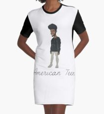Khalid American Teen 2 T-Shirt Kleid