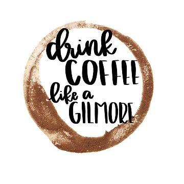 Tomar café como un gilmore de kelseyhaver