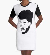 Khalid T-Shirt Kleid