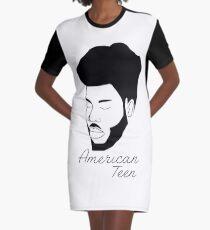 Khalid American Teen T-Shirt Kleid
