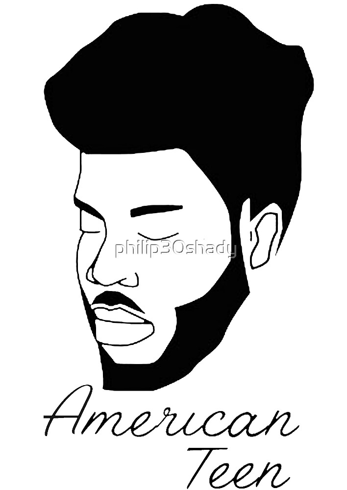 Khalid American Teen by philip30shady