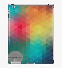 Touch Of Grey iPad Case/Skin