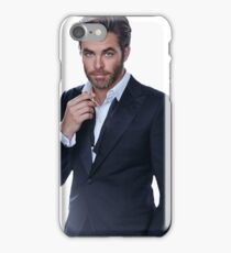 Chris Pine Phone Case iPhone Case/Skin