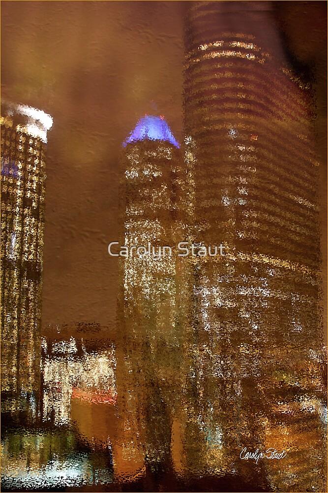 Houston Nights by Carolyn Staut
