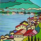 Lake Como by yobund