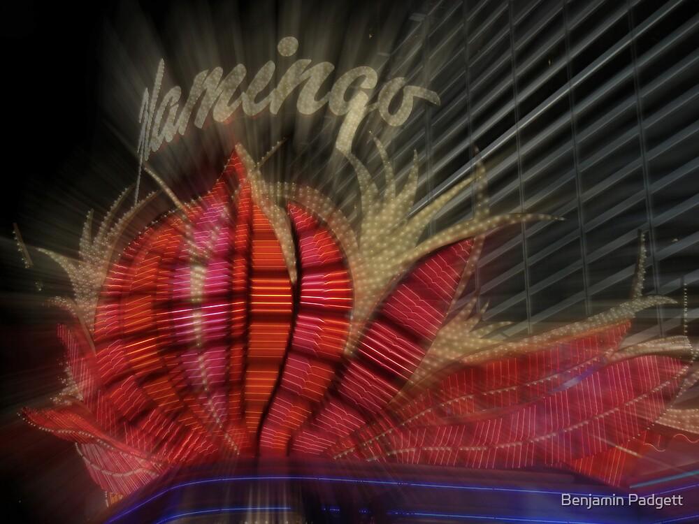 Vegas Lights No. 1 by Benjamin Padgett