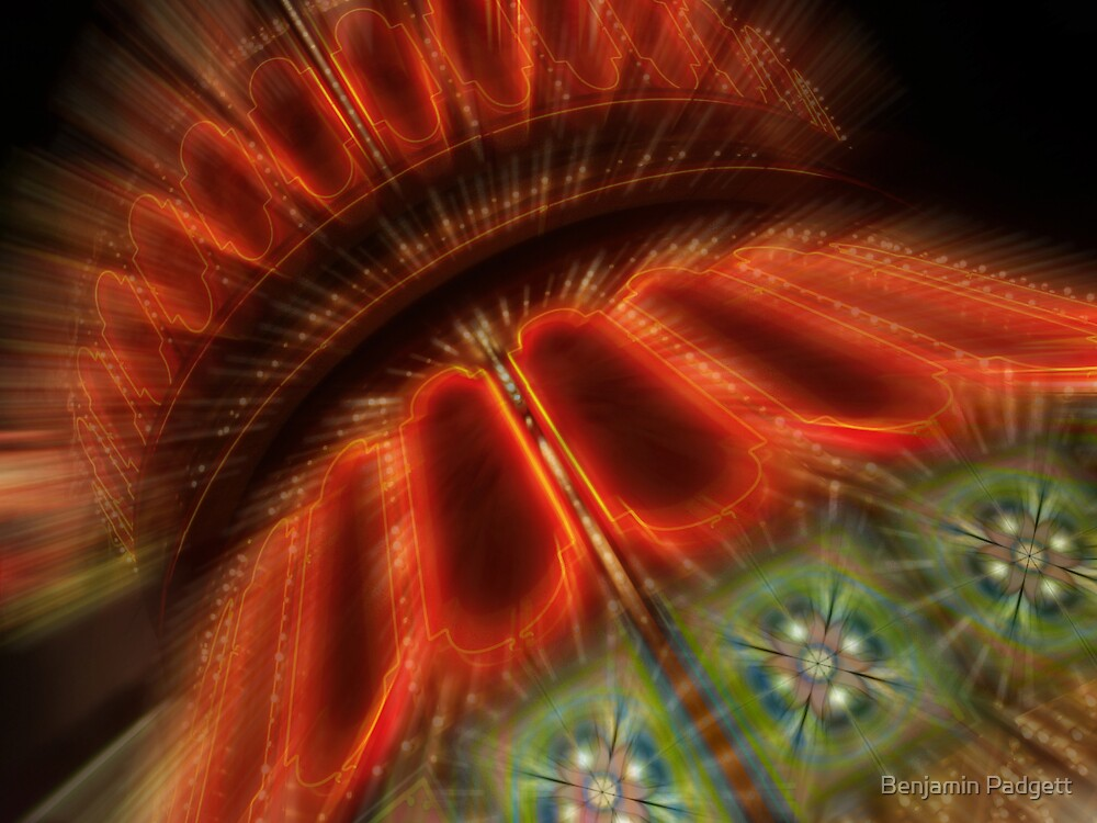 Vegas Lights No. 2 by Benjamin Padgett