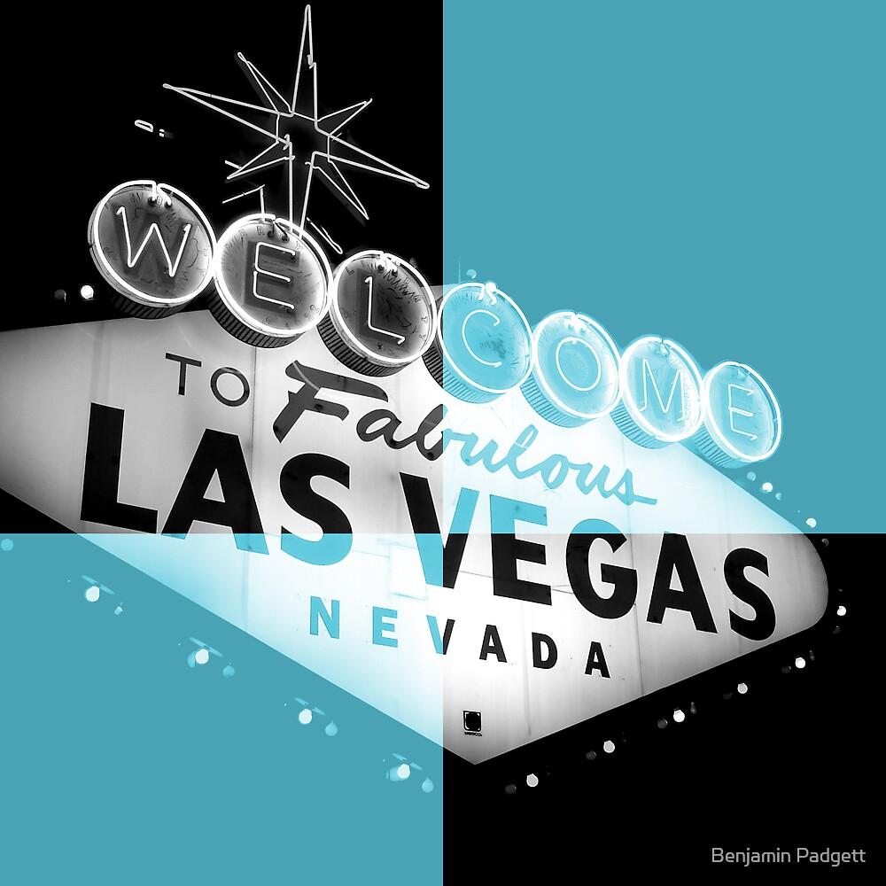 Vegas Sign No. 30 by Benjamin Padgett