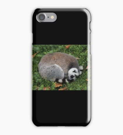Listening To Dreams In The Grass iPhone Case/Skin