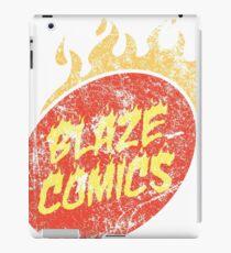 Blaze Comics iPad Case/Skin