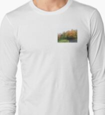 Montreal in Fall Long Sleeve T-Shirt