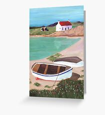 Hebridean Bay 2 Greeting Card