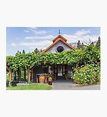 Matheson Creek Farm - Okanagan Falls Photographic Print