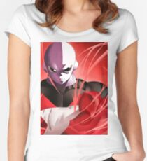 Jiren the gray  Women's Fitted Scoop T-Shirt