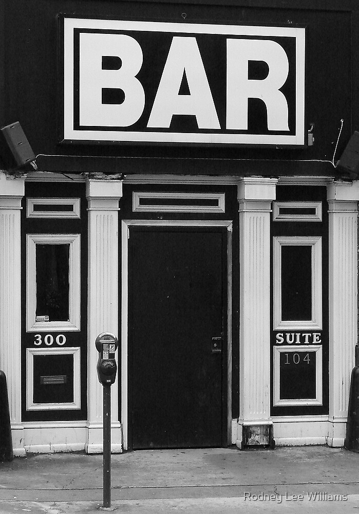 Bar by Rodney Lee Williams
