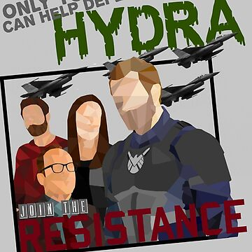 AOS: Join The Resistace by MarvelNerds