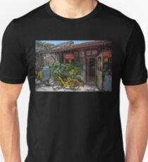 China. Beijing. Hutong. Local House. T-Shirt