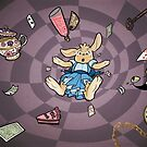 Alice in Bunderland by quietsnooze