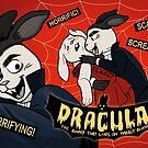 Dracula Bunny by quietsnooze