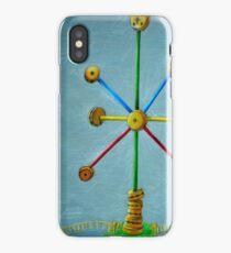Tinker Toys  iPhone Case/Skin