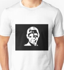 STARE AT THE 3 DOTS FOR 30 SEC & BLINK (OBAMA) Unisex T-Shirt