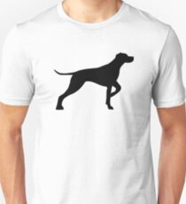 German shorthaired pointer Unisex T-Shirt