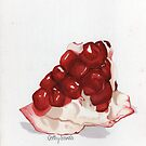 pomegranate by cathy savels