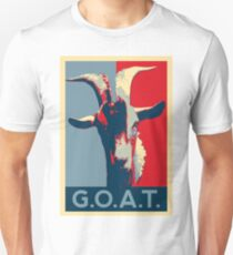 G.O.A.T. - GOAT - Greatest of all time T-Shirt