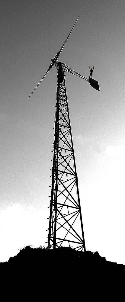 wind walker ...  by SNAPPYDAVE