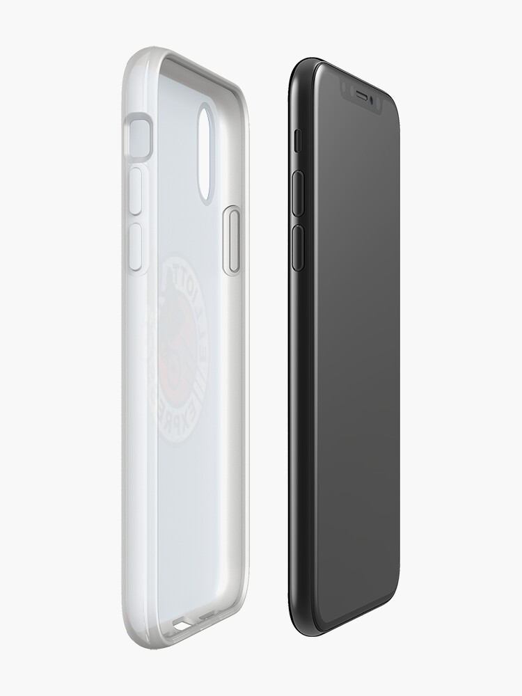 Alternate view of Elliott Express iPhone Case & Cover