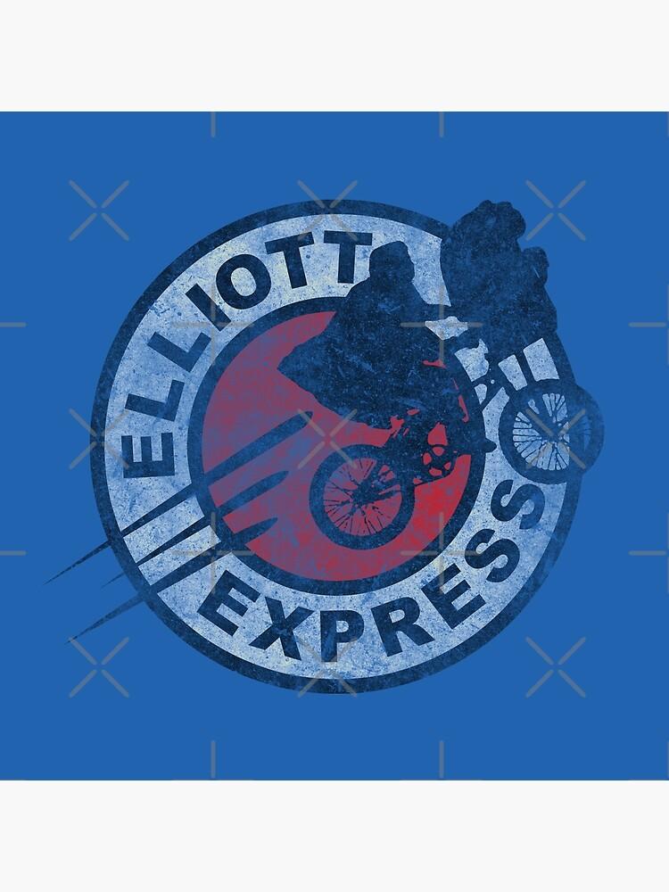 Elliott Express by MakeWayGFX