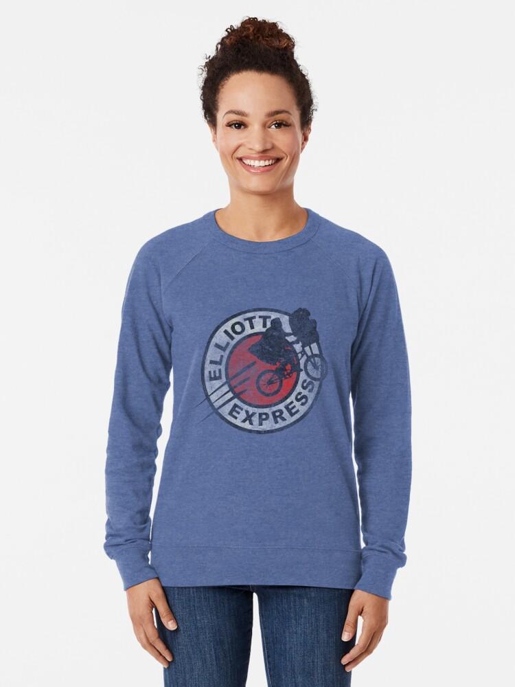 Alternate view of Elliott Express Lightweight Sweatshirt