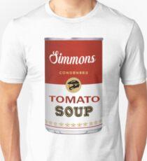 Simmons Soup T-Shirt