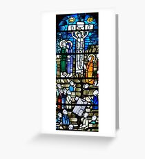 Stained glass  10. Greeting Card