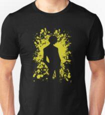 Sanji Paint Splatter Anime Inspired Shirt Unisex T-Shirt